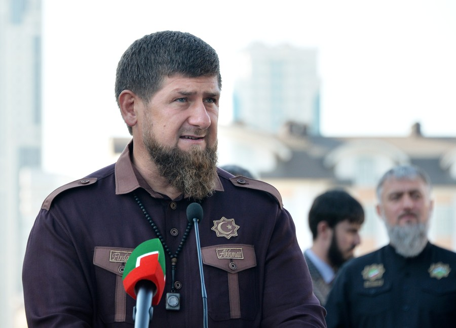 'Hypocrital US demands Iran unblock protesters' Instagram after ordering to block mine' – Kadyrov