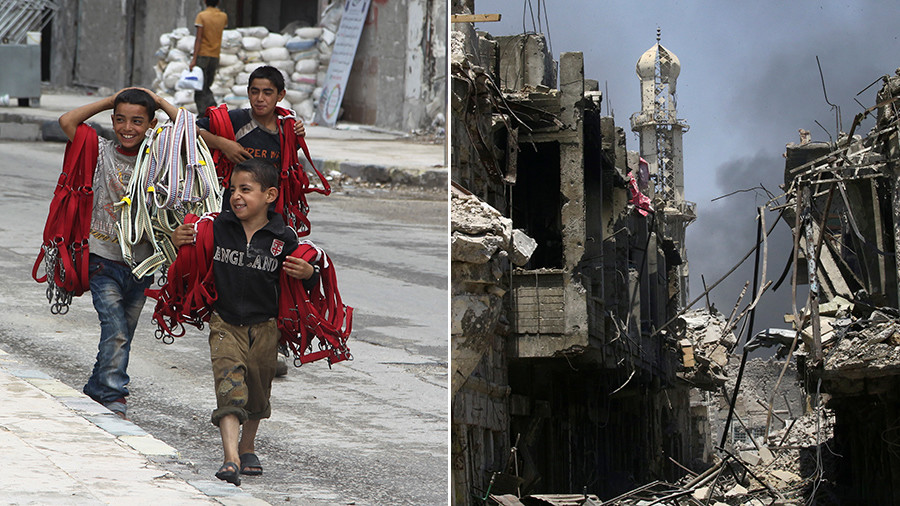 Foreign Policy: Improbable and made-up conspiracy about ISIS children. Because why not?