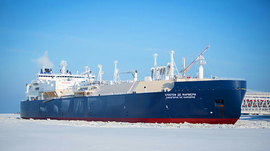 From Arctic to Indian Ocean: First shipment of Russian liquefied natural gas arrives in India