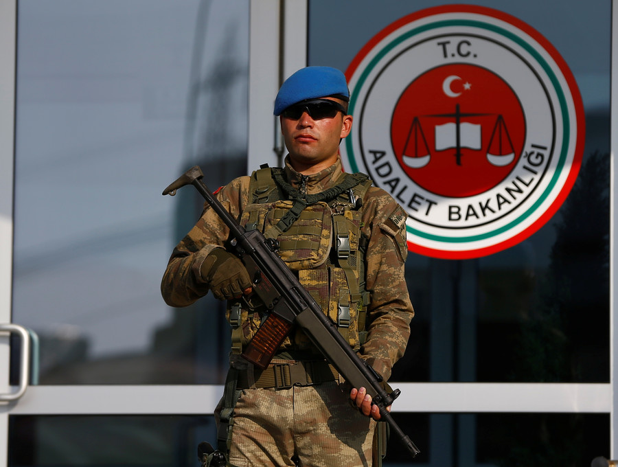 No Ali Baba for terrorists: Turkish high-security prison bans classic tales for 'safety reasons'