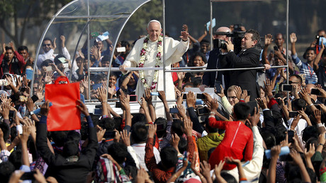Pope Francis to host peace prayer in Bangladesh