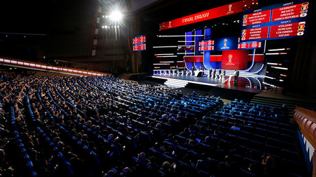 The greatest show on Earth: Russia 2018 awaits after World Cup Final Draw