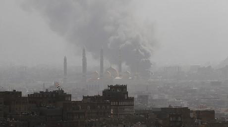 Trump calls on Saudi Arabia to lift Yemen blockade