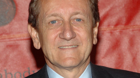 Journalist Brian Ross © Brad Barket