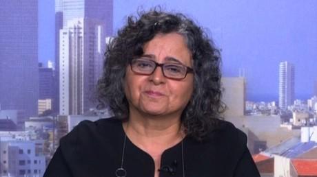 Along vs aside? Aida Touma-Sliman, Arab Member of the Knesset