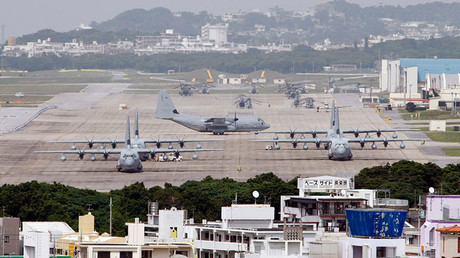 Aircraft dropping parts, drunk driving: US military faces Okinawa backlash after string of accidents