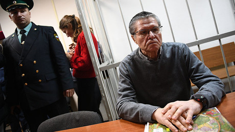 Prosecutors ask 10-year sentence for former Russian Economy Minister Ulyukayev