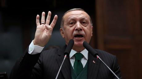 Ankara tries to bury the hatchet with Berlin as Turkish-US ties disintegrate