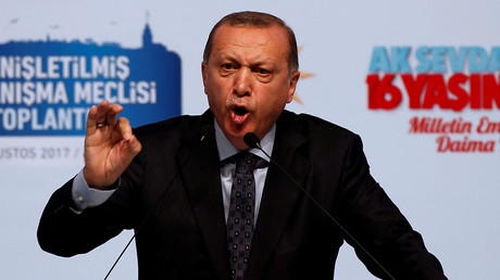 'Old friends' or fascists? Erdogan changes his tune on European Union