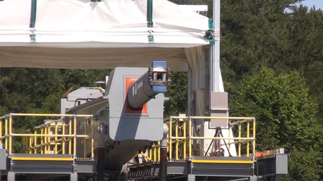 Navy to scrap $500mn next-generation railgun