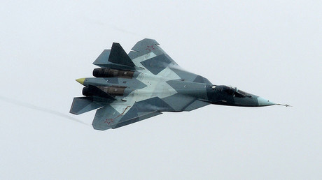 Show me: Russian Su-30SM fighter pilot peeks inside