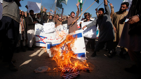 Rage in Pakistan after Trump's recognition of Jerusalem as Israeli capital, embassy move