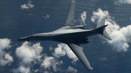 US deploys B-2 Spirit stealth bombers, 200 airmen to Guam