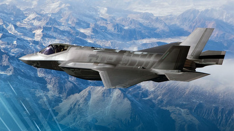 AF-35A fighter jet © Lockheed Martin