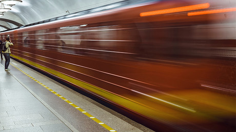 Police search for man with grenade launcher seen in St. Petersburg metro