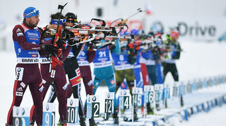 IBU relegates Russia to provisional member, but keeps it as final Biathlon World Cup stage