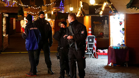 Stash of bullets discovered near Christmas market in Berlin not linked to terrorism – police