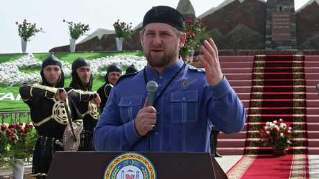 'Facebook a government agent? Kadyrov's ban could amount to First Amendment violation'