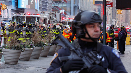 New York police confirm terrorist attack in Manhattan, suspect inspired by ISIS