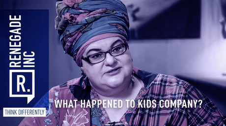 What happened to kids company?