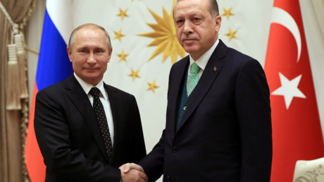 Erdogan: Issue of Russian S-400 delivery to Turkey will be resolved this week