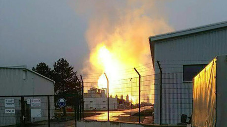 One reportedly dead, several injured in explosion at major gas facility in Austria