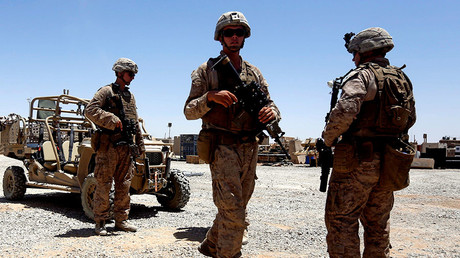 'Unknown' soldiers: US won't disclose location of thousands of its troops