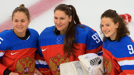 IOC sanctions Russian women's ice hockey squad, annuls Sochi results