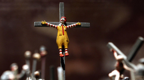 Russia shouldn't grovel to 'McDonald's bas***ds' – local restaurateur