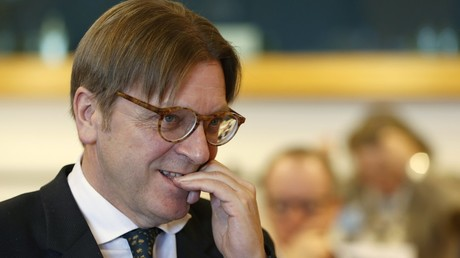 May's Brexit defeat 'a good day for democracy' - Verhofstadt