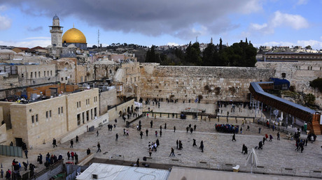 China echoes call to make East Jerusalem capital of independent Palestine