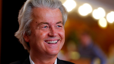 Newcomer Euroskeptic, anti-migrant party jumps to 2nd spot in Dutch polls