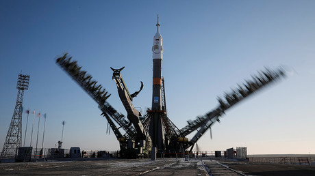Soyuz ready to take another ISS crew into orbit