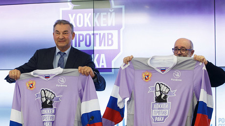 'Hockey fights cancer' campaign to be launched in Moscow at Euro Hockey Tour