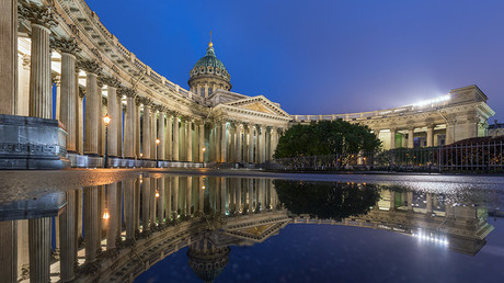 Kazan cathedral, Saint Petersburg © Getty Images