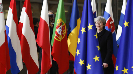 May gets faint praise and warnings from Brussels as path cleared for phase two of Brexit talks