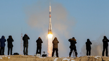 Russian space producer breathes new life into single-stage carbon fiber rocket project