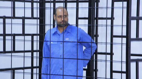 Gaddafi's son Saif seeks power in divided Libya despite no apparent support base