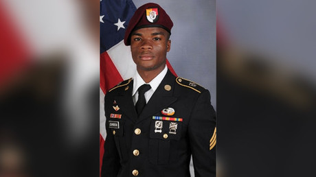 US commando killed in Niger op was not captured – leaked details