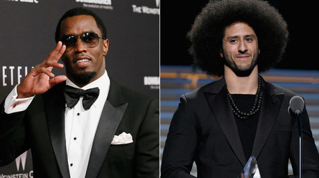 US rapper Diddy wants to buy NFL's Carolina Panthers and hire Colin Kaepernick