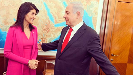 US 'will be taking names' during UNGA vote on Jerusalem move, envoy Haley warns