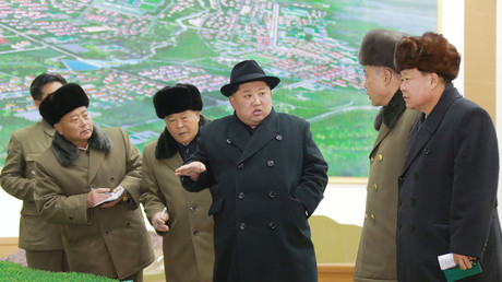 North Korea denounces new UN sanctions as an 'act of war'