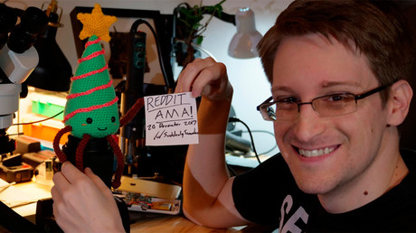 Snowden hosts Reddit AMA over Congress' mass surveillance plan