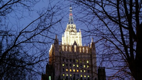 Foreign ministry pledges 'mirror reply' to new US sanctions on Russia