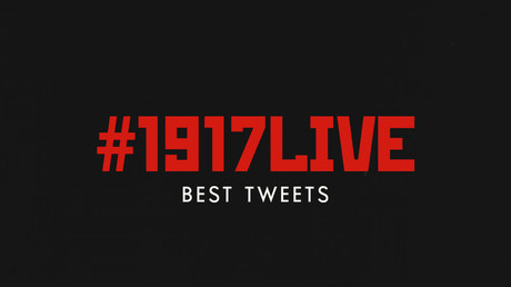 #1917LIVE finale: 17 best tweets by #1917CROWD community