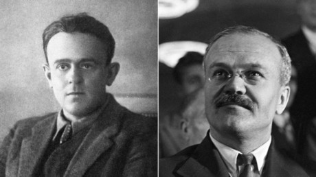 #1917LIVE: John Reed & Vyacheslav Molotov – the project's most active figures