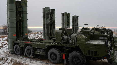 Russia sends more S-400 SAMs to Far East amid N. Korea tensions (VIDEO)