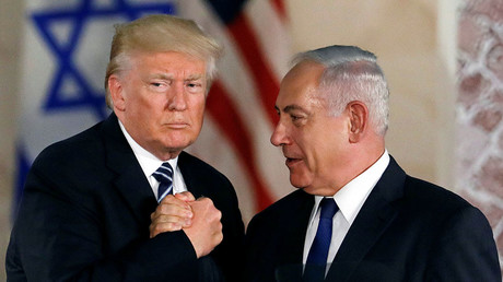 All aboard the Trump train? Israel wants Jerusalem station named after US leader