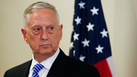 'Storm clouds gathering' over Korean Peninsula, 'you gotta be ready' – Mattis to US troops