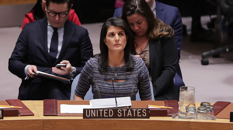 'Our patience is not unlimited': US slams 'biased' UN rights body over Israel resolutions